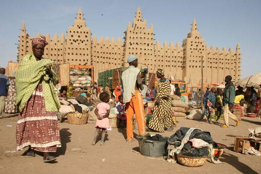 credit access in Mali