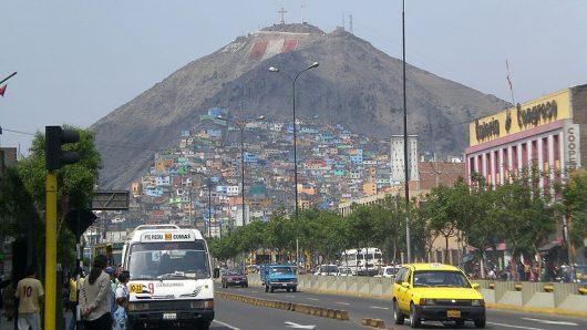 credit access in Peru