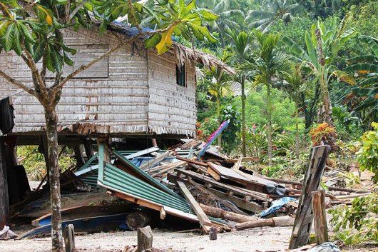 humanitarian aid to the solomon islands
