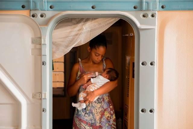 brazil helps Venezuelan refugees