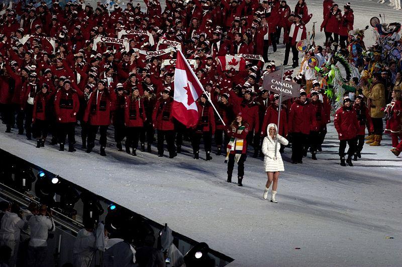 Canadian athletes