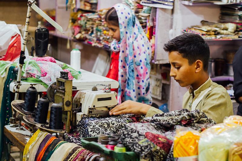 Ending Child Labor in Pakistan