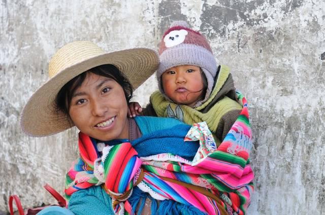 child poverty in Bolivia