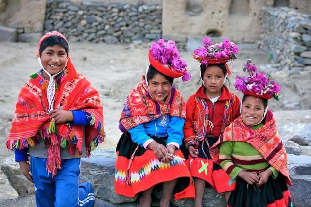 child poverty in Peru