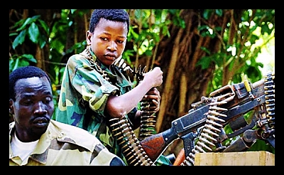 child soldier facts