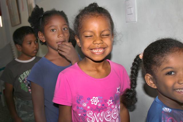 children in venezuela