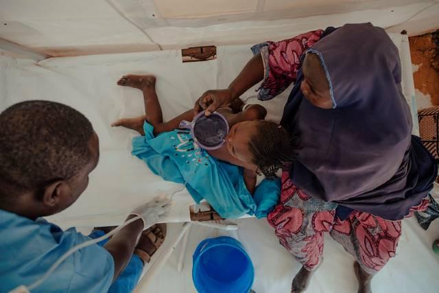 cholera in nigeria
