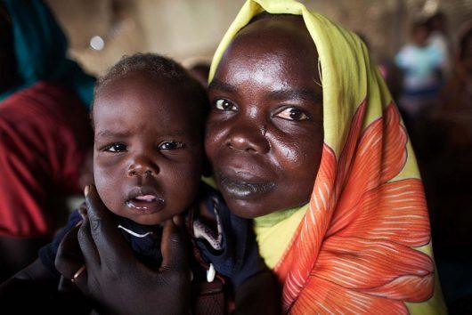chronic malnutrition of children in Rwanda