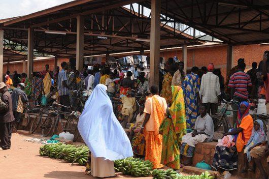 credit access in Burundi