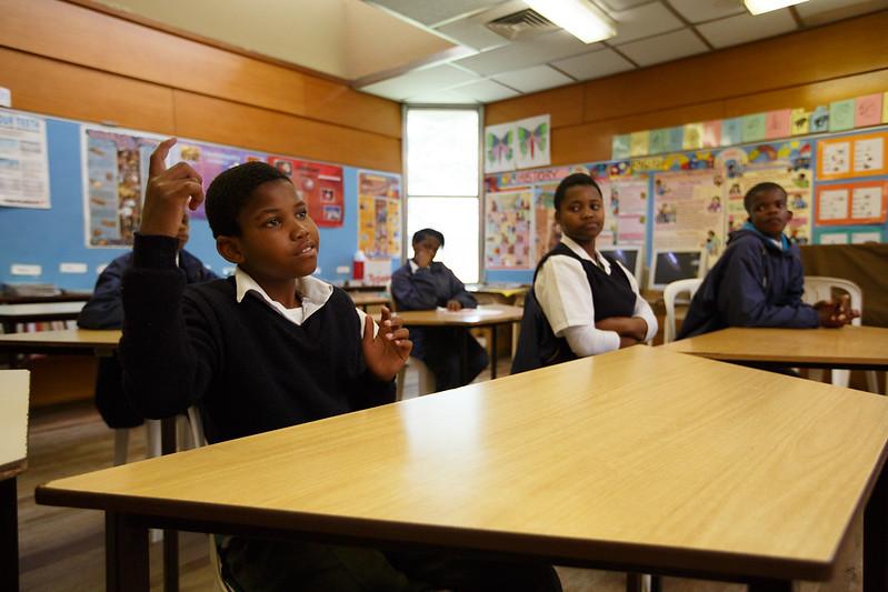 deaf people in sub-saharan africa