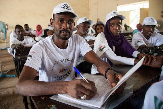 development projects in sudan