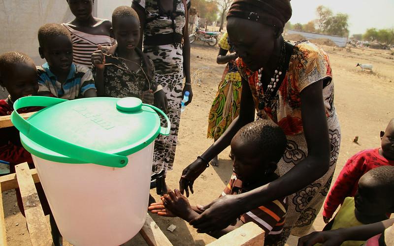 diarrheal disease in sub-saharan africa