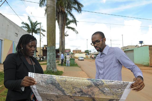 economic relief to Angola