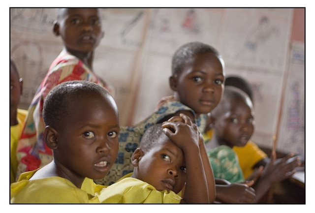 education Uganda