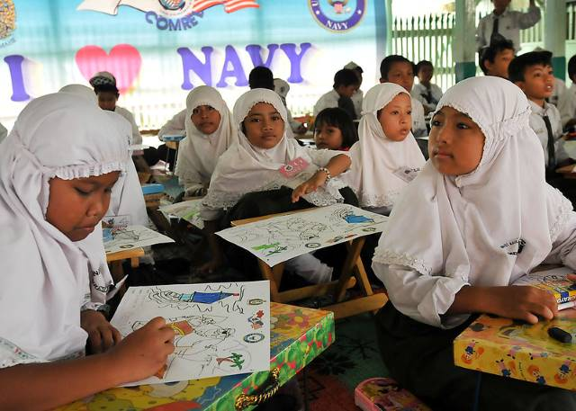 education in Indonesia