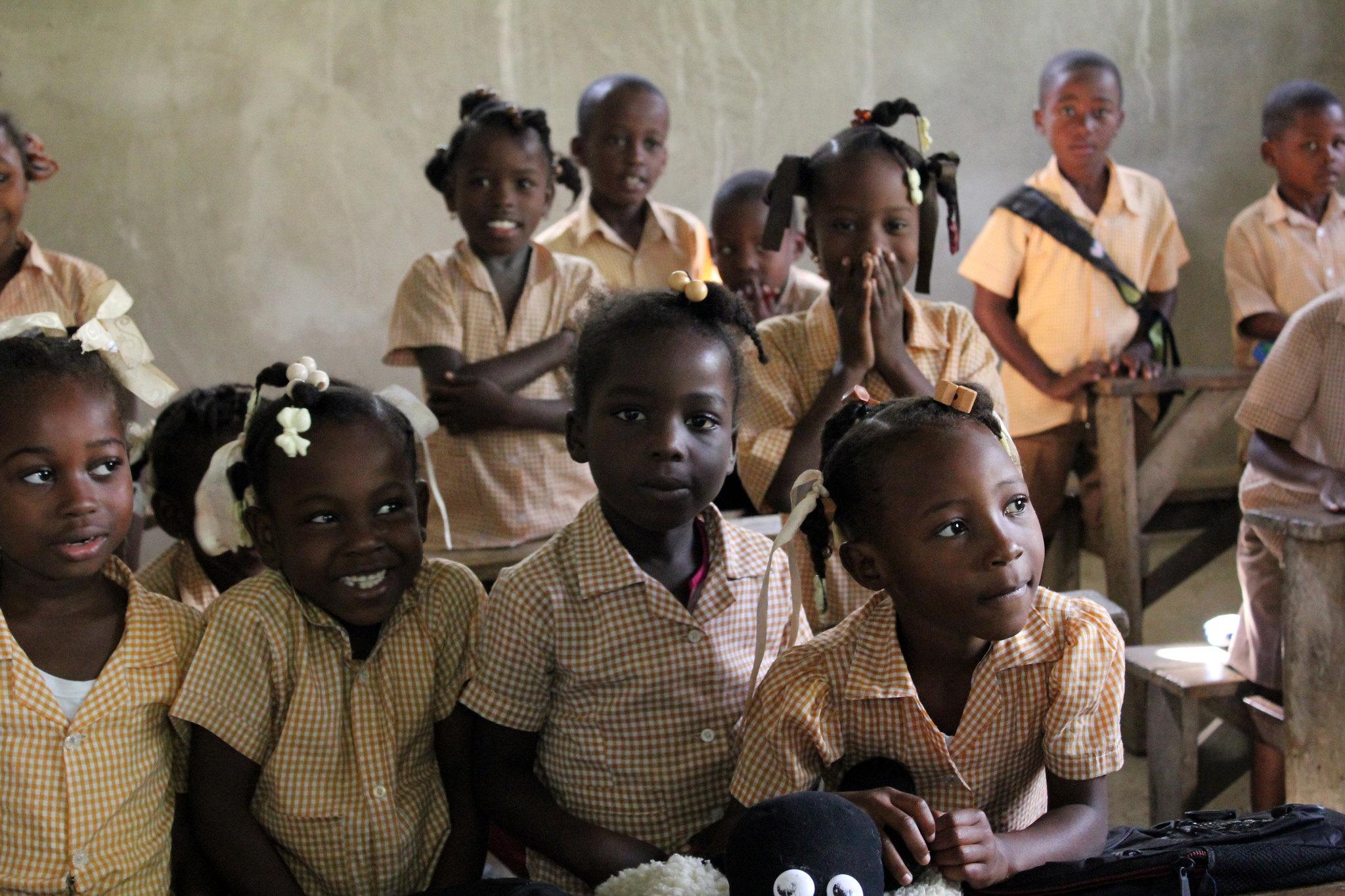 Education in Haiti