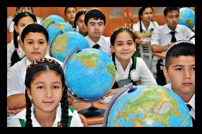 education_in_turkmenistan