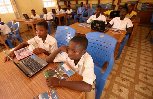 educational reform in Ghana