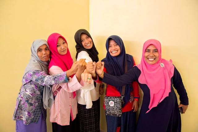 empowering Indonesian women