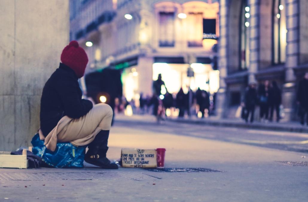 homeless women in cornwall