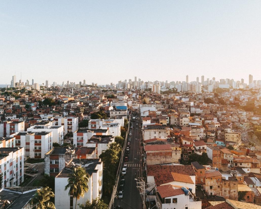 Vaccinating Maré's favelas