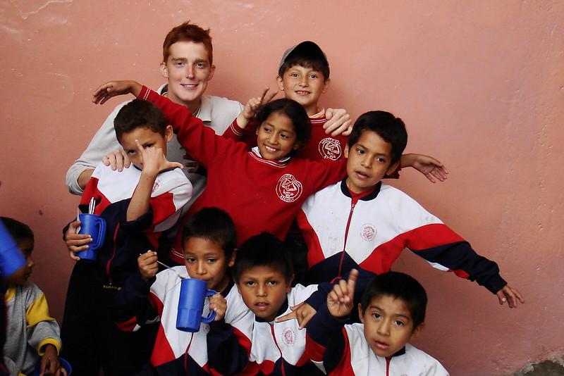 gap year programs fighting poverty in ecuador