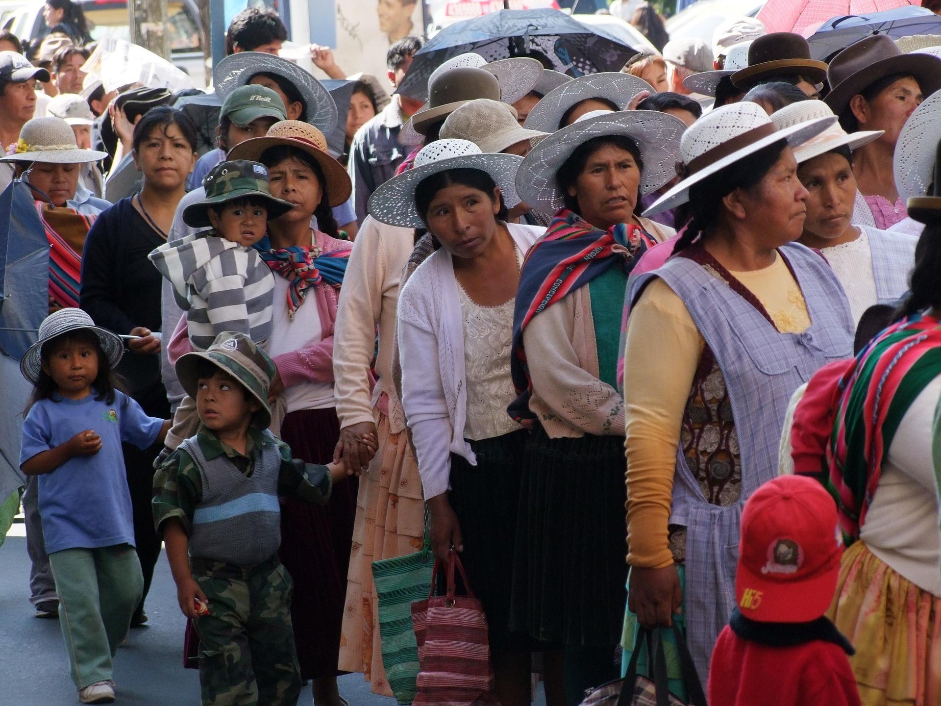 gender gap in Latin America