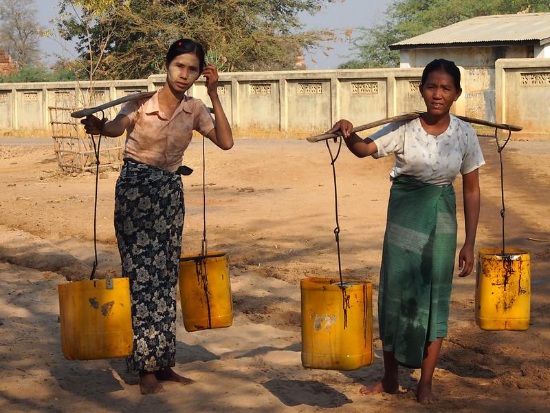gender roles in Myanmar