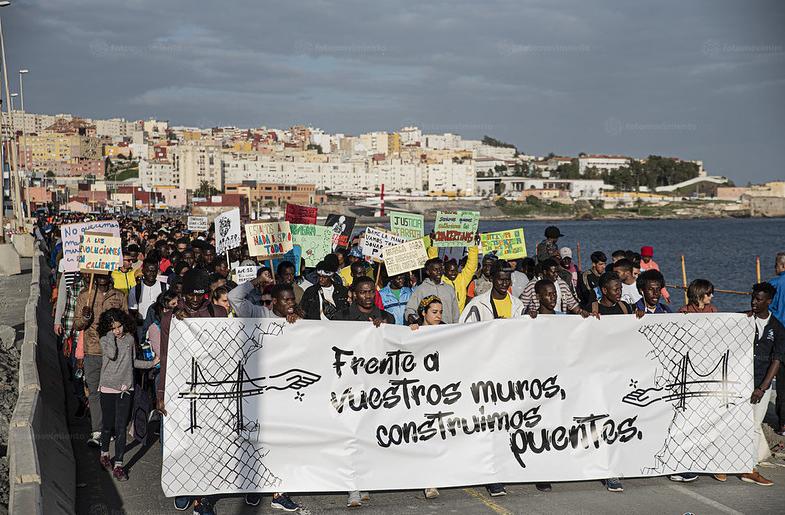 Humanitarian Crisis in Ceuta and Melilla