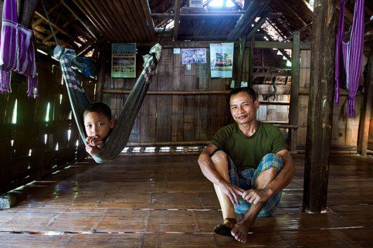 refugee aid in Thailand