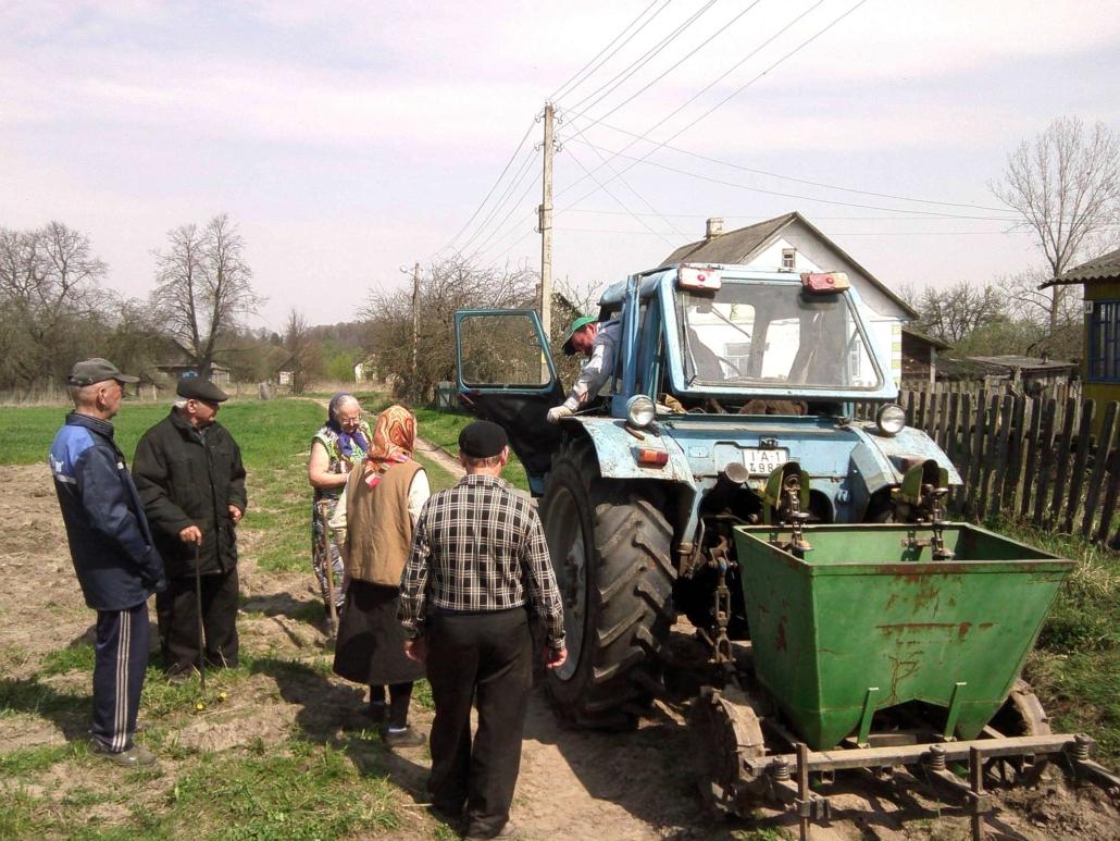 Hunger in Belarus