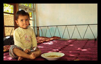 hunger in tajikistan