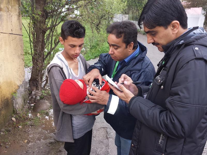 immunization in pakistan