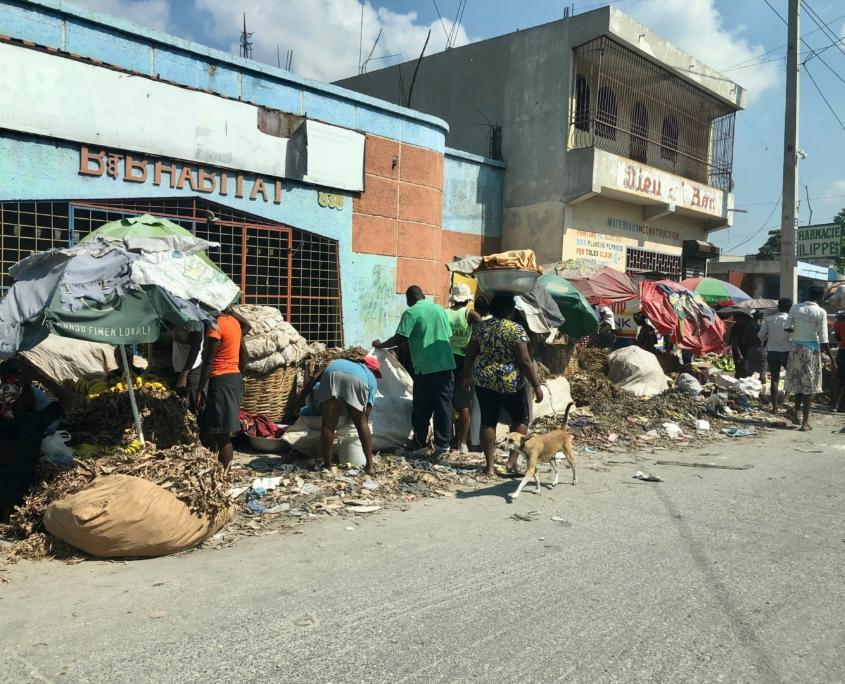 impact of covid-19 on poverty in haiti