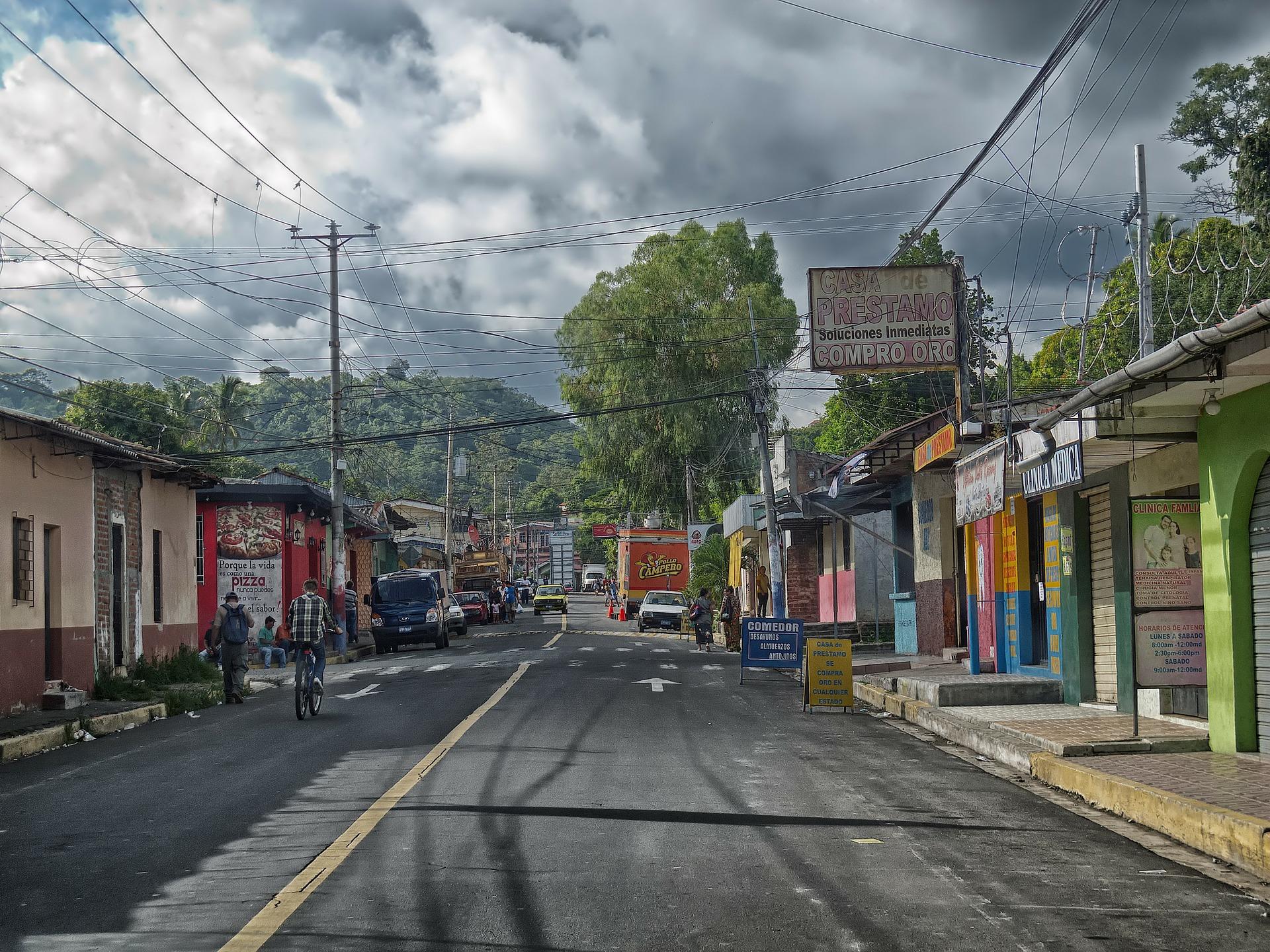 impoverished in El Salvador