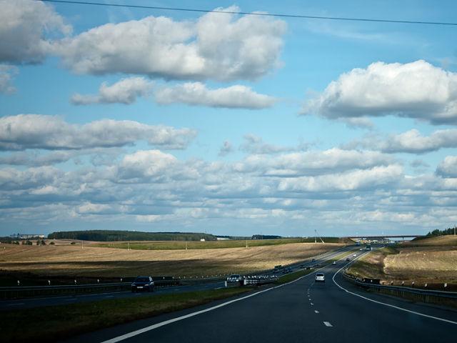 infrastructure in belarus