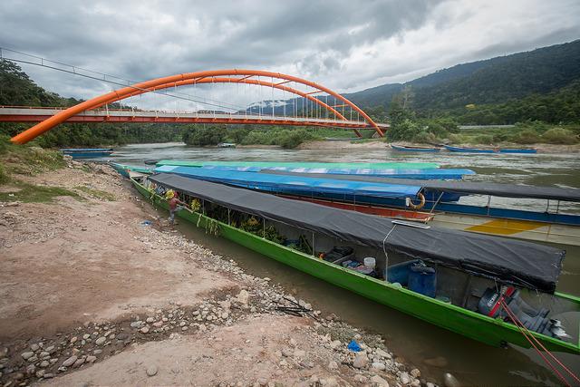 infrastructure in peru