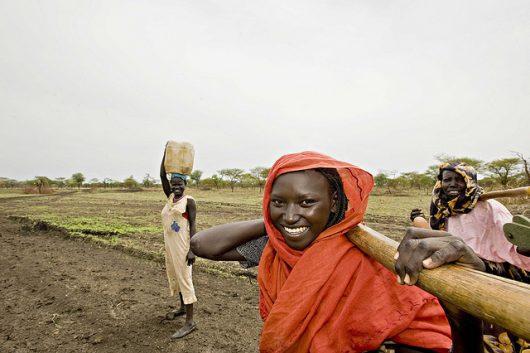 infrastructure in sudan