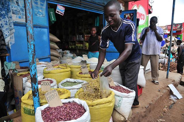 international food trade