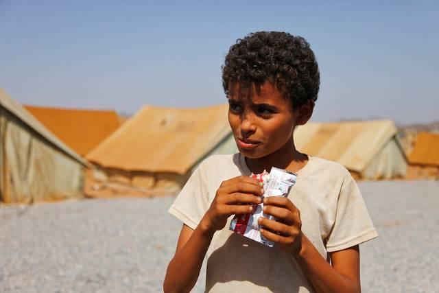 involvement in the war in Yemen