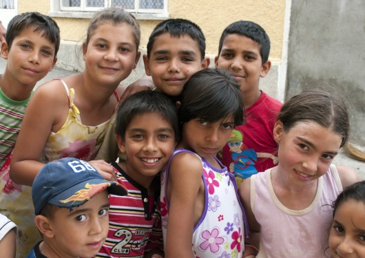 Roma in the EU are Focus of Anti-Poverty Efforts