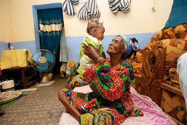 life expectancy in Nigeria