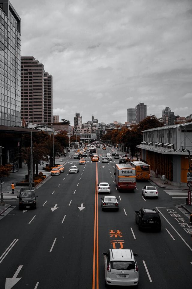 Prosperity in Taiwan