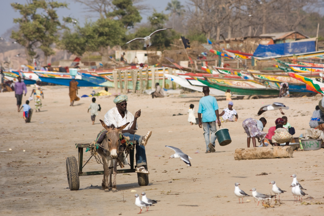 Living Conditions in Gambia