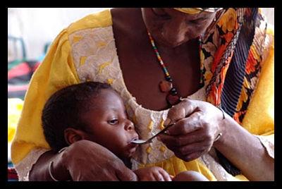 malnutrition in CAR