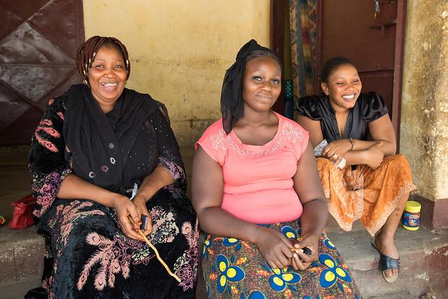 Maternal health in Guinea