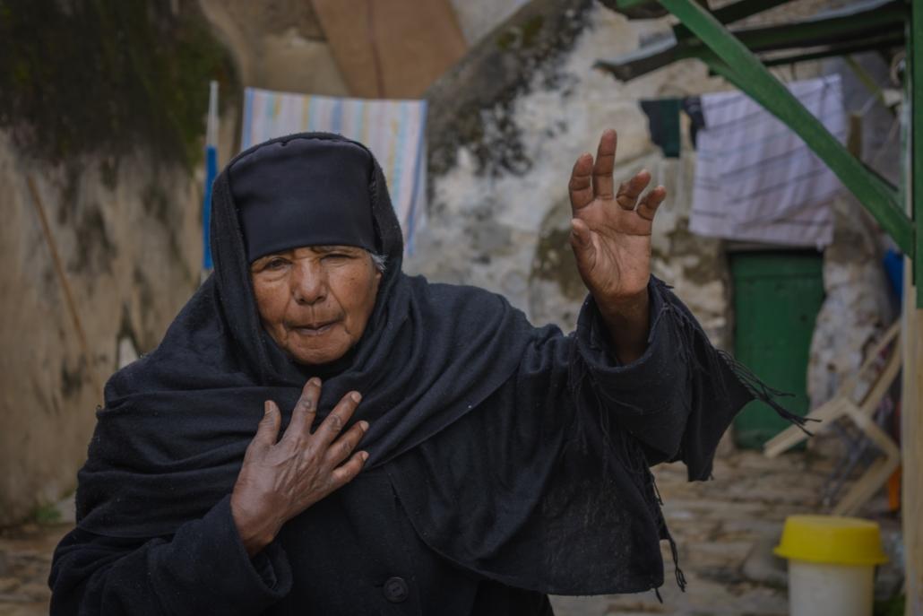 poverty in Jerusalem
