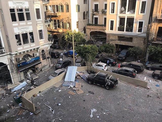 organizations helping Lebanon