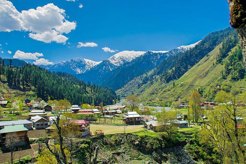 Poverty in Kashmir