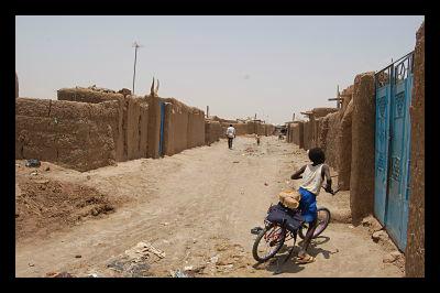 poverty in khartoum